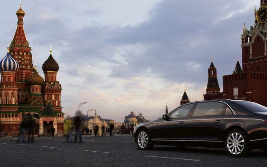 Почти 60% авто класса люкс находится в собственности москвичей