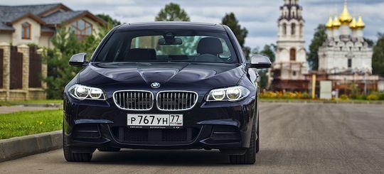 Владельцы BMW совершили 300 тысяч бесплатных проездов по трассе М11