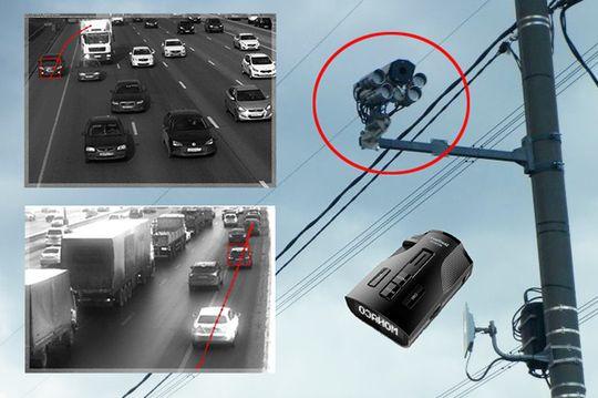 В Москве устранили сбой в работе дорожных камер, которые фиксировали остановку на обочине