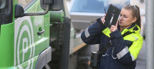 Московских таксистов будут штрафовать с помощью планшетов