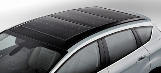 Мосгортранс закупит электрокары на солнечных батареях