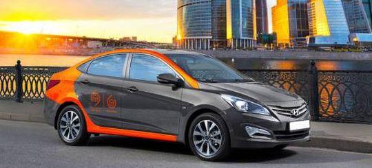 Власти Москвы могут вернуться к обсуждению допуска машин каршеринга на спецполосы в 2017 году