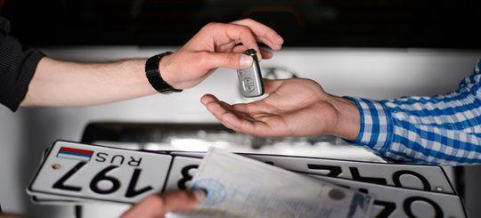 Транспортное средство поставлено на учет и снято с учета в один день: налога не будет