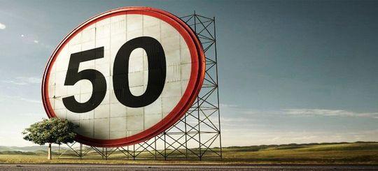 Власти Москвы могут снизить максимальную скорость  до 50 км/час