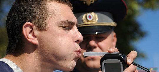 Столичных гаишников подозревают в несоставлении протоколов на пьяных водителей