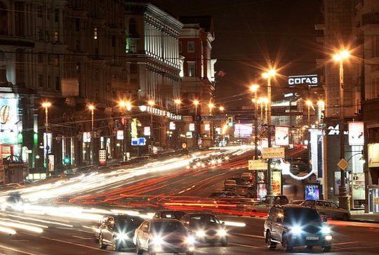 В ГИБДД не считают нужным снижать разрешенную скорость в городах