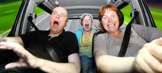 Более 90% новичков за рулем заявили об отличных навыках вождения