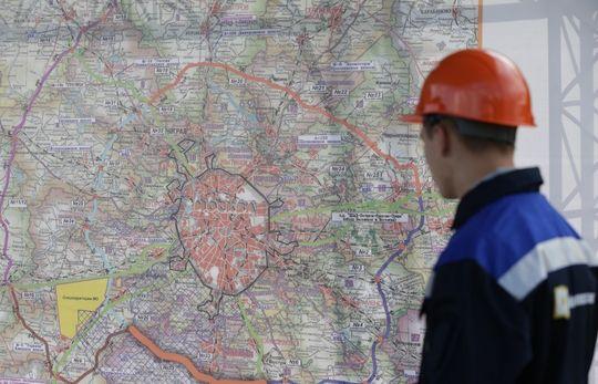 «Автодор» предложил схемы работы оператора для взимания платы на ЦКАД
