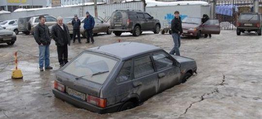 Где в России самые «убитые» дороги