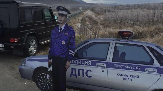 На Камчатке на трассах поставят алюминиевых сотрудников ГИБДД