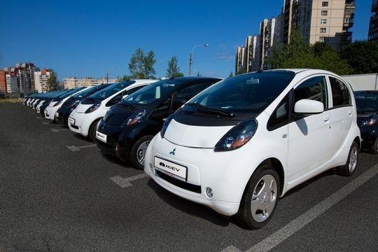 В России продажи электромобилей упали за 9 месяцев  2016 года почти на 20%