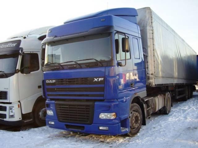 В Госдуме предложили запретить физлицам регистрировать грузовики свыше 5 тонн