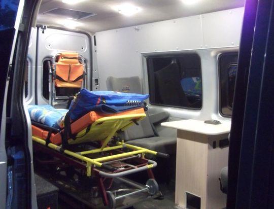 Перевозку лежачих детей-инвалидов могут законодательно регламентировать