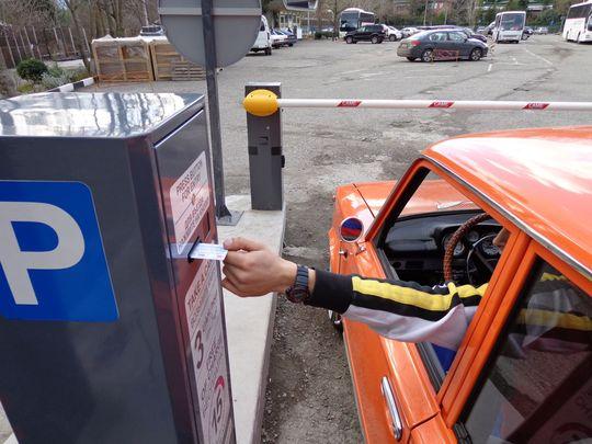 Власти Москвы планируют увеличить стоимость парковки в центре