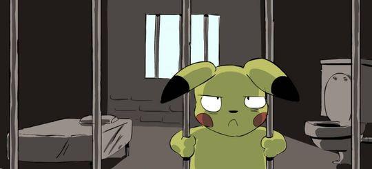 Устроившего ДТП из-за игры в Pokemon Go водителя отправили в тюрьму
