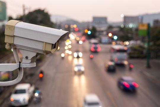 На дорогах Подмосковья установят более тысячи камер в 2017 году