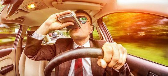 Предлагается увеличить тюремные сроки для пьяных водителей, виновников ДТП с жертвами