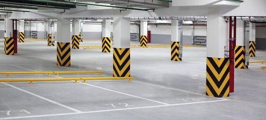 Разработаны требования к размерам машино-мест