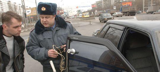 Штраф за тонировку хотят увеличить до 5 000 рублей