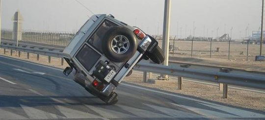 В Госдуму внесен законопроект о штрафах за опасное вождение