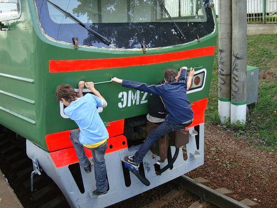 В Москве предложили ввести штрафы для родителей «зацеперов»