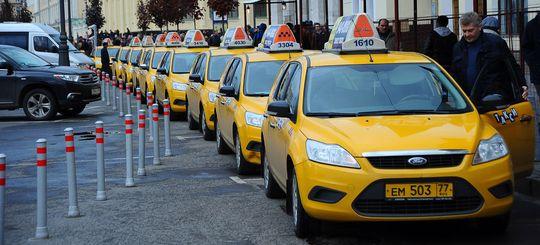 Новый сервис — такси по абонементу — планируют запустить компании Uber, GetTaxi и «Везет».