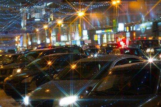 Парковка в Москве станет бесплатной с 1 по 8 января 2017 года