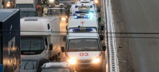 За воспрепятствование проезду скорой помощи предлагается привлекать к уголовной ответственности
