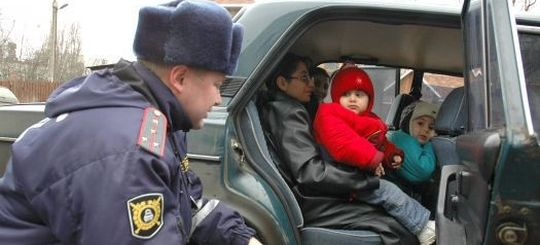 России предлагают перенять европейский опыт безопасной перевозки детей
