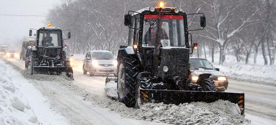 Самарская ГИБДД планирует закрыть несколько дорог из-за некачественной их уборки