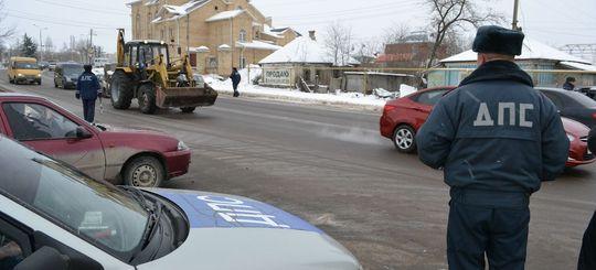 ГИБДД России накажет нарушителей из Белоруссии и Казахстана