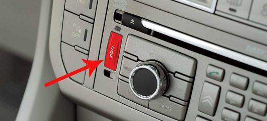 На подержанные авто установят упрощенные кнопки «ЭРА-ГЛОНАСС»