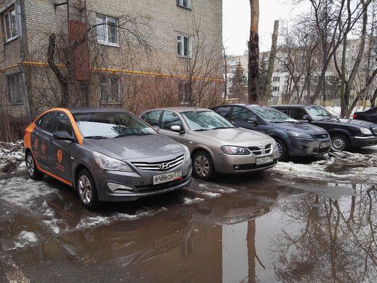 В Мосгордуме хотят создать «черный список» пользователей каршеринга