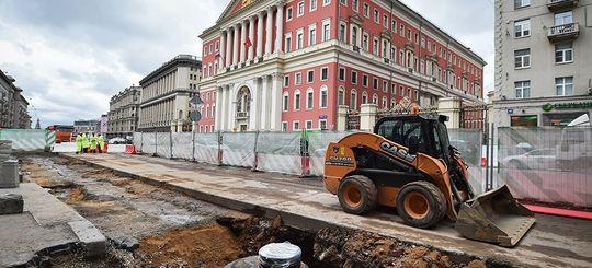 Летом 2017 года в столице отремонтируют 80 улиц