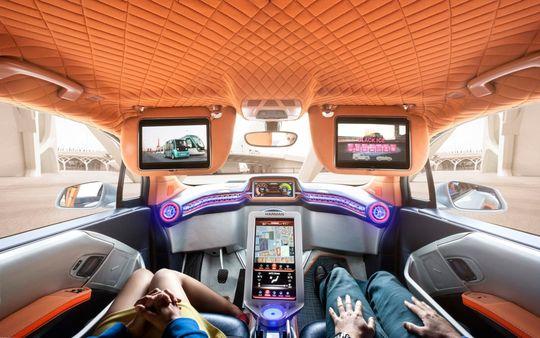 Россия не готова к беспилотным автомобилям и автобусам