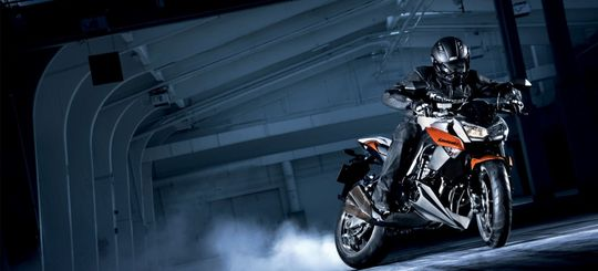 В ГИБДД поддержали идею обучать новичков-мотоциклистов ночной езде