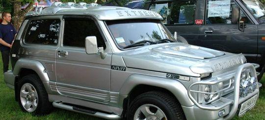 Российским автомобилистам разрешат делать тюнинг авто
