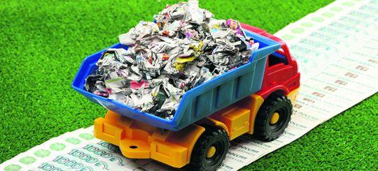«Платон» и ГЛОНАСС проследят за российским мусором и помогут сэкономить при утилизации