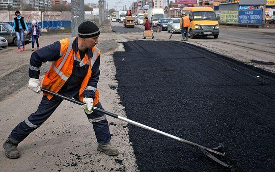 Ремонтировать дороги предлагают за счет штрафов