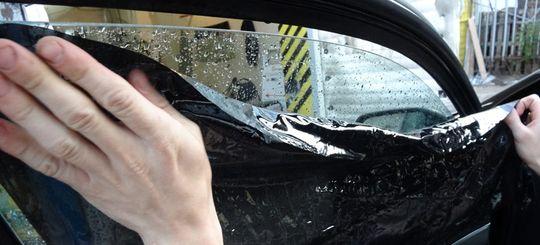 ГИБДД массово отправляет под арест любителей тонировки
