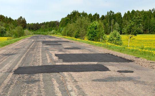 Российские дороги не нуждаются в ремонте