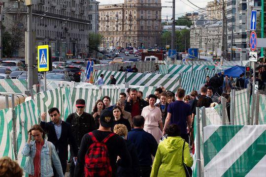 Десятибалльные пробки в столице, или Как Собянин Москве добро причинял