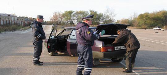 МВД вновь разрешило останавливать ТС вне стационарных постов