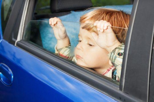 Новые правила перевозки детей в автомобилях с 12 июля 2017 года