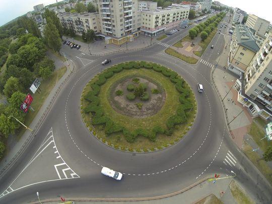 МВД предлагает изменить правила кругового движения