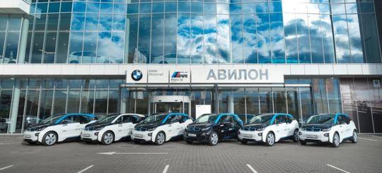 Операторы каршеринга предлагают прокатиться на электромобиле за 1 000 рублей в час
