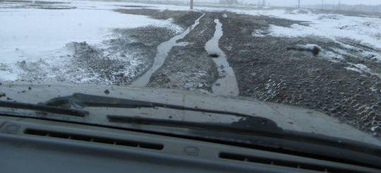 Кто на зимней дороге главный: как не попасть в ДТП на перекрестке