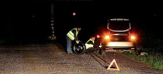 Все водители обязаны приобрести светоотражающий жилет