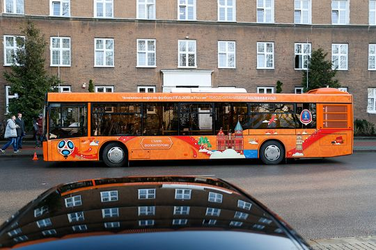 Из-за Чемпионата мира по футболу 2018 повысятся цены на услуги транспортных компаний