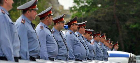 МВД озвучило причину увольнения 10 тысяч сотрудников ГИБДД